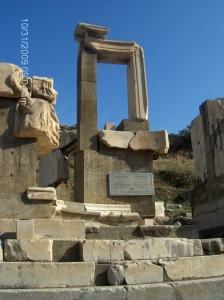 Tomb of Memmius, grandson of Sulla